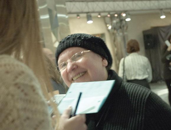 Люся Воронова в Казани