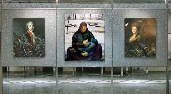 Назаренко Время. триптих