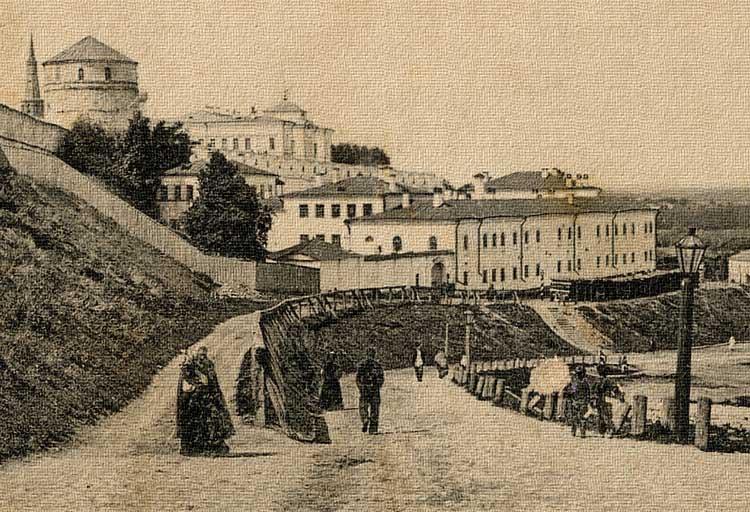 казань кремль архиерейский дом