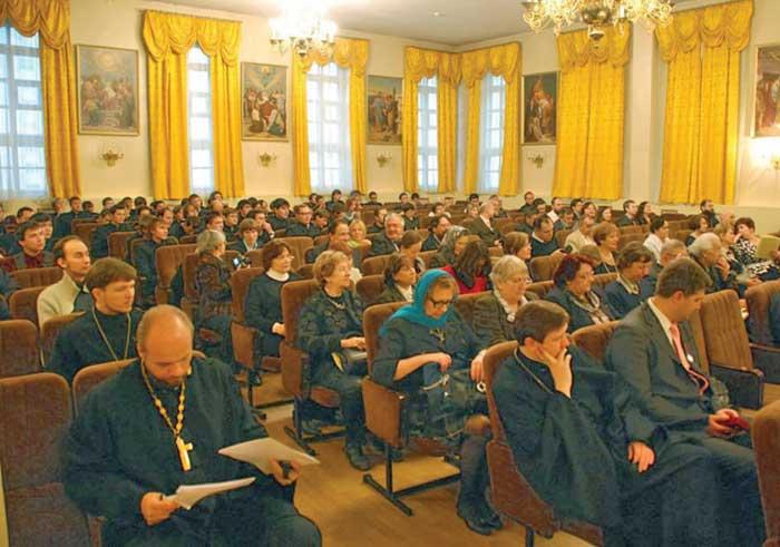 КазДС открытие конференции 5 ноября 2012