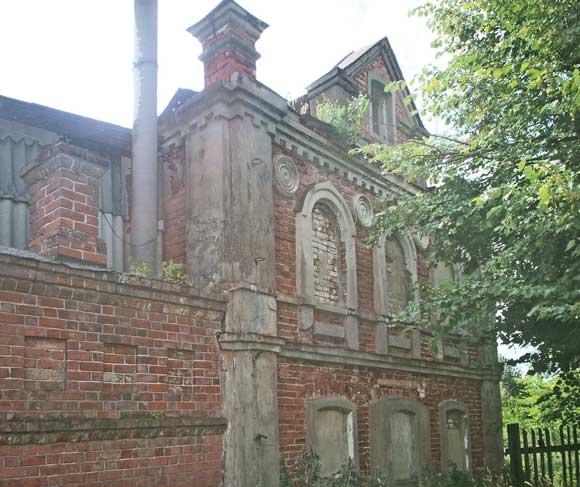 дом Дормидонта Селиванова в Чешламе
