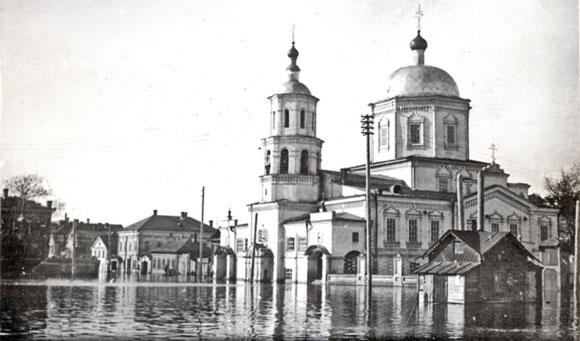 Георгиевская церковь Казань