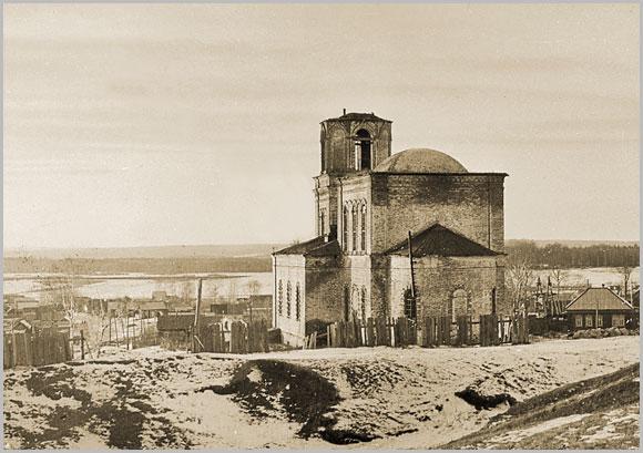 Рождественская церковь В. Гора