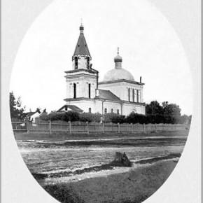 Церковь порохового завода. Казань