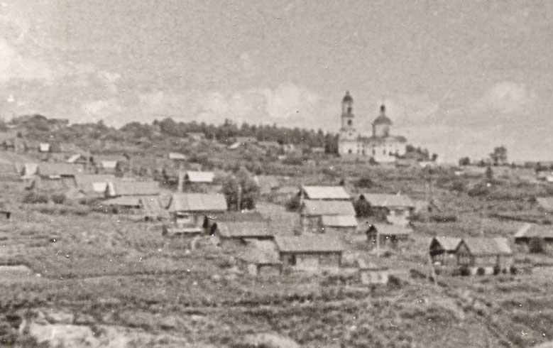 село Ключищи под Казанью