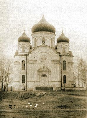 Вознесенский собор г. Слободской