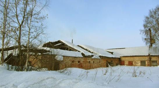г. Слободской Крестовоздвиженский монастырь