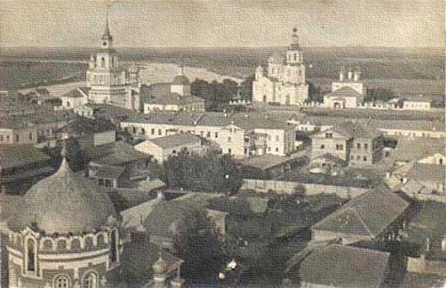 г. Слободской Красная площадь