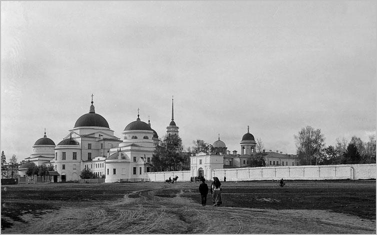 Ново-Тихвинский женский монастырь Екатеринбург