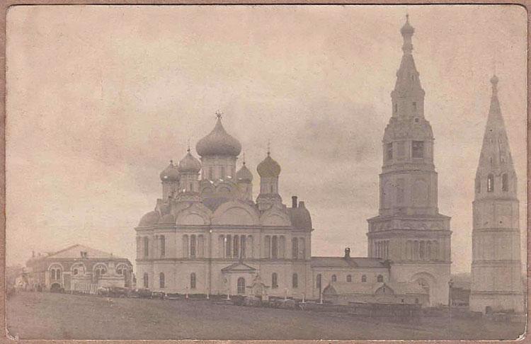 Троицкая церковь Яранск